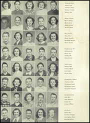 Page 17, 1949 Edition, Garfield Junior High School - Gleaner Yearbook (Berkeley, CA) online yearbook collection