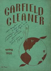 1950 Edition, Garfield Junior High School - Gleaner Yearbook (Berkeley, CA)