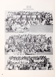 Page 24, 1958 Edition, Garfield Junior High School - Gleaner Yearbook (Berkeley, CA) online yearbook collection