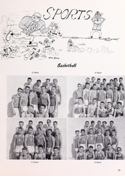 Page 25, 1958 Edition, Garfield Junior High School - Gleaner Yearbook (Berkeley, CA) online yearbook collection