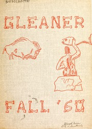 1960 Edition, Garfield Junior High School - Gleaner Yearbook (Berkeley, CA)