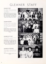 Page 10, 1964 Edition, Garfield Junior High School - Gleaner Yearbook (Berkeley, CA) online yearbook collection