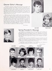 Page 9, 1964 Edition, Garfield Junior High School - Gleaner Yearbook (Berkeley, CA) online yearbook collection