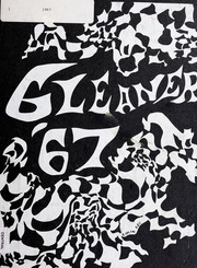 1967 Edition, Garfield Junior High School - Gleaner Yearbook (Berkeley, CA)