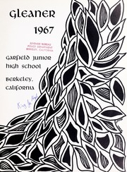 Page 5, 1967 Edition, Garfield Junior High School - Gleaner Yearbook (Berkeley, CA) online yearbook collection