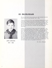 Page 6, 1967 Edition, Garfield Junior High School - Gleaner Yearbook (Berkeley, CA) online yearbook collection