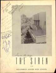 Page 5, 1951 Edition, Hollenbeck Junior High School - Siren Yearbook (Los Angeles, CA) online yearbook collection