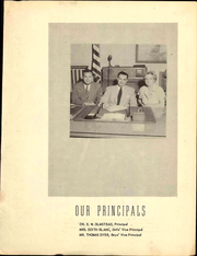 Page 7, 1951 Edition, Hollenbeck Junior High School - Siren Yearbook (Los Angeles, CA) online yearbook collection
