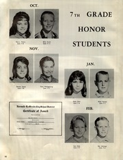 Page 12, 1962 Edition, Los Alisos Intermediate School - Warrior Yearbook (Norwalk, CA) online yearbook collection