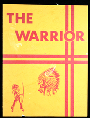 1967 Edition, Los Alisos Intermediate School - Warrior Yearbook (Norwalk, CA)