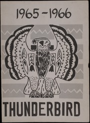 1966 Edition, Downer Junior High School - Thunderbird Yearbook (San Pablo, CA)