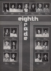 Page 10, 1976 Edition, Lampson Junior High School - Eagles Flight Yearbook (Garden Grove, CA) online yearbook collection