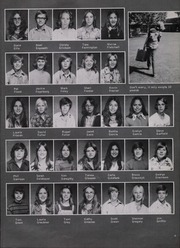 Page 13, 1976 Edition, Lampson Junior High School - Eagles Flight Yearbook (Garden Grove, CA) online yearbook collection