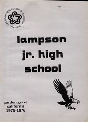 Page 5, 1976 Edition, Lampson Junior High School - Eagles Flight Yearbook (Garden Grove, CA) online yearbook collection