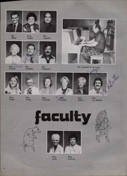 Page 8, 1976 Edition, Lampson Junior High School - Eagles Flight Yearbook (Garden Grove, CA) online yearbook collection