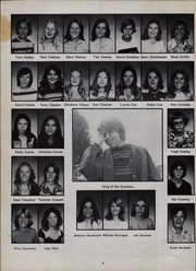Page 12, 1977 Edition, Lampson Junior High School - Eagles Flight Yearbook (Garden Grove, CA) online yearbook collection