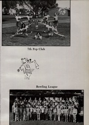 Lampson Junior High School - Eagles Flight Yearbook (Garden Grove, CA) online yearbook collection, 1977 Edition, Page 51