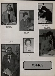 Page 7, 1977 Edition, Lampson Junior High School - Eagles Flight Yearbook (Garden Grove, CA) online yearbook collection