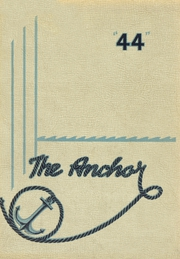 1944 Edition, Golden Gate Academy - Anchor Yearbook (Oakland, CA)
