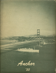 Page 1, 1955 Edition, Golden Gate Academy - Anchor Yearbook (Oakland, CA) online yearbook collection