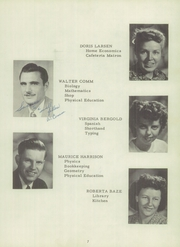 Page 11, 1955 Edition, Golden Gate Academy - Anchor Yearbook (Oakland, CA) online yearbook collection