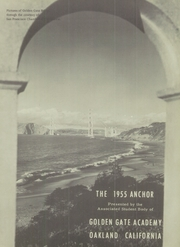 Page 5, 1955 Edition, Golden Gate Academy - Anchor Yearbook (Oakland, CA) online yearbook collection