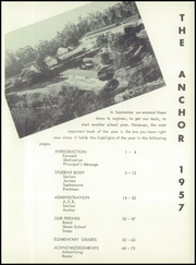 Page 5, 1957 Edition, Golden Gate Academy - Anchor Yearbook (Oakland, CA) online yearbook collection