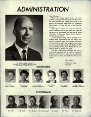 Page 7, 1965 Edition, Napa Valley Middle Schools - Silverado Yearbook (Napa, CA) online yearbook collection