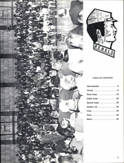Page 7, 1969 Edition, Napa Valley Middle Schools - Silverado Yearbook (Napa, CA) online yearbook collection