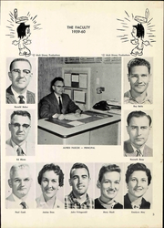 Page 9, 1960 Edition, Walter White Junior High School - Warrior Yearbook (Ceres, CA) online yearbook collection