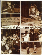 1974 Edition, Fremont Older Elementary School - Picture Book Yearbook (Cupertino, CA)