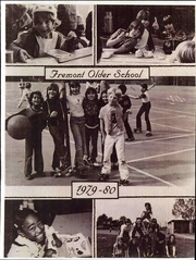 1980 Edition, Fremont Older Elementary School - Picture Book Yearbook (Cupertino, CA)