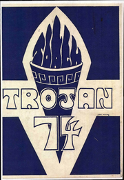 1974 Edition, Torch Middle School - Trojan Yearbook (La Puente, CA)