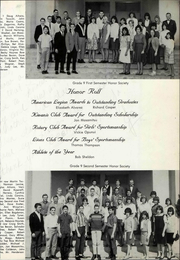 Page 11, 1965 Edition, Montebello Junior High School - Blue Eagle Yearbook (Montebello, CA) online yearbook collection