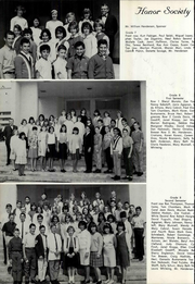 Page 12, 1965 Edition, Montebello Junior High School - Blue Eagle Yearbook (Montebello, CA) online yearbook collection