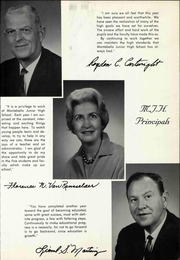 Page 13, 1965 Edition, Montebello Junior High School - Blue Eagle Yearbook (Montebello, CA) online yearbook collection