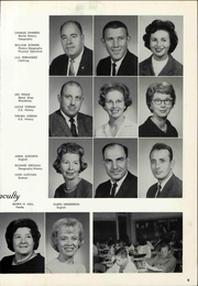 Page 15, 1965 Edition, Montebello Junior High School - Blue Eagle Yearbook (Montebello, CA) online yearbook collection