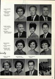 Page 17, 1965 Edition, Montebello Junior High School - Blue Eagle Yearbook (Montebello, CA) online yearbook collection