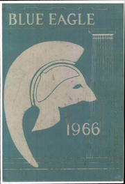 Page 1, 1966 Edition, Montebello Junior High School - Blue Eagle Yearbook (Montebello, CA) online yearbook collection