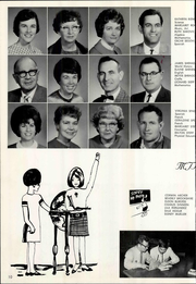 Page 16, 1966 Edition, Montebello Junior High School - Blue Eagle Yearbook (Montebello, CA) online yearbook collection