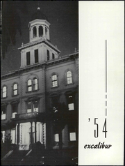 Page 7, 1954 Edition, Holy Names University - Excalibur Yearbook (Oakland, CA) online yearbook collection