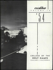 Page 9, 1954 Edition, Holy Names University - Excalibur Yearbook (Oakland, CA) online yearbook collection