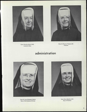 Page 15, 1967 Edition, Holy Names University - Excalibur Yearbook (Oakland, CA) online yearbook collection