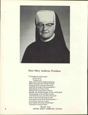 Page 14, 1968 Edition, Holy Names University - Excalibur Yearbook (Oakland, CA) online yearbook collection