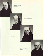 Page 15, 1968 Edition, Holy Names University - Excalibur Yearbook (Oakland, CA) online yearbook collection