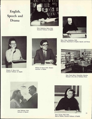 Page 17, 1968 Edition, Holy Names University - Excalibur Yearbook (Oakland, CA) online yearbook collection