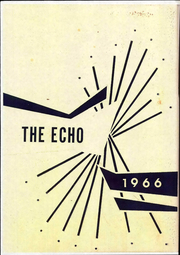 1966 Edition, Redlands Christian School - Echo Yearbook (Redlands, CA)