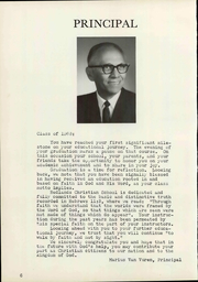Page 12, 1968 Edition, Redlands Christian School - Echo Yearbook (Redlands, CA) online yearbook collection