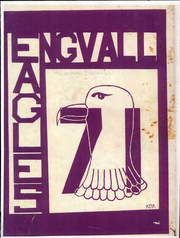 1971 Edition, Engvall Middle School - Eagle Yearbook (San Bruno, CA)