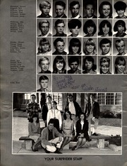 Page 14, 1968 Edition, Pacific Beach Middle School - Surf Rider Yearbook (San Diego, CA) online yearbook collection